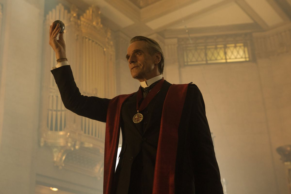 Jeremy Irons in Assassin's Creed