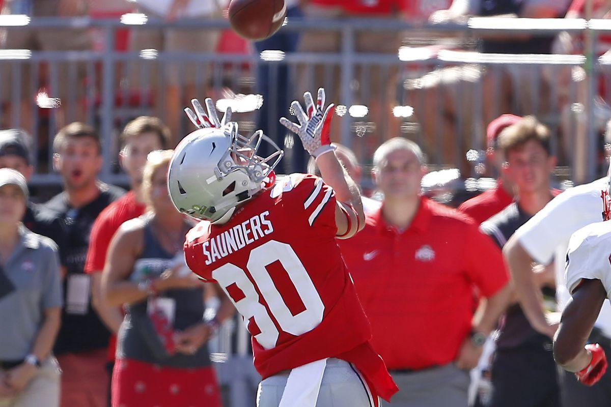 NCAA Football: UNLV at Ohio State