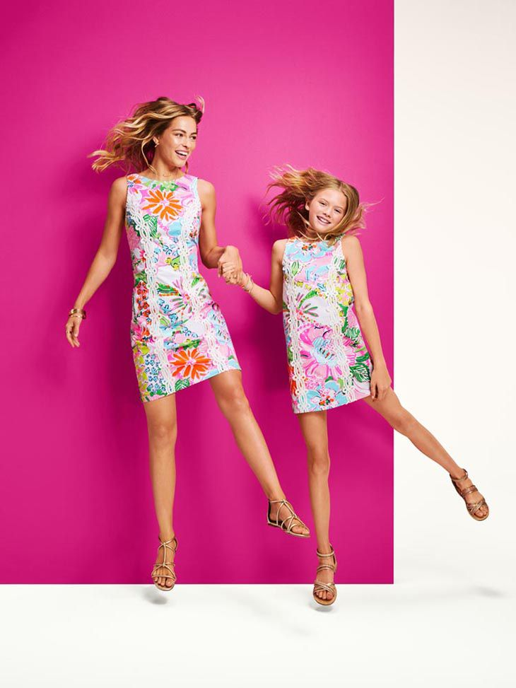 Lilly Pulitzer x Target collection.