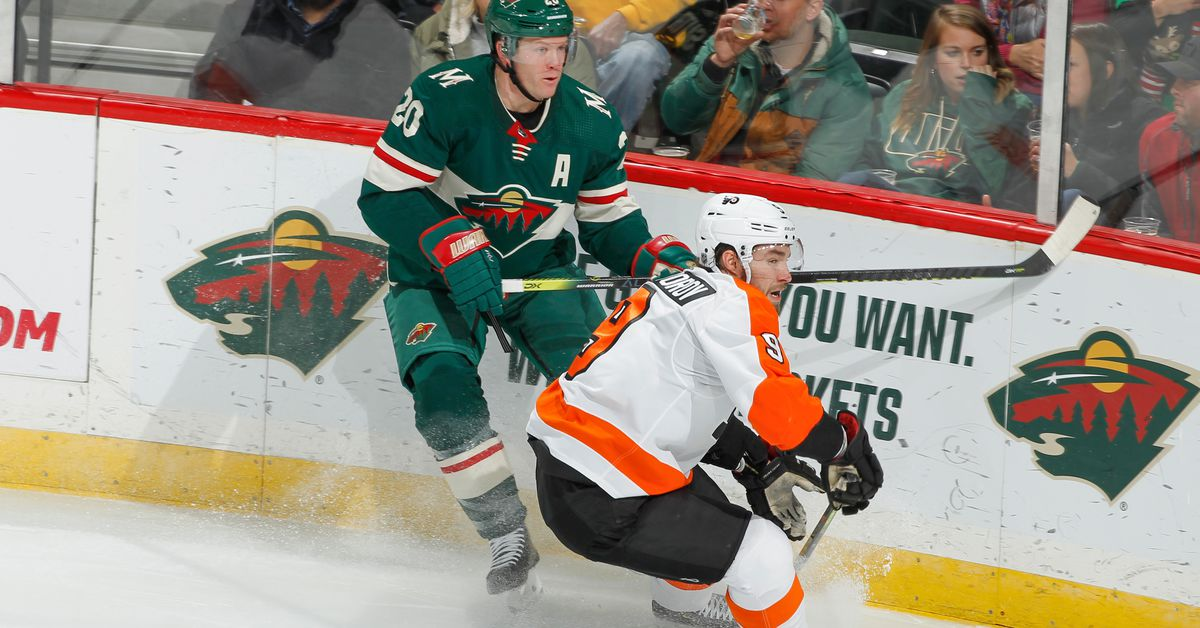 NHL 20 Simulation: Wild sacrifice lead, fall to Flyers