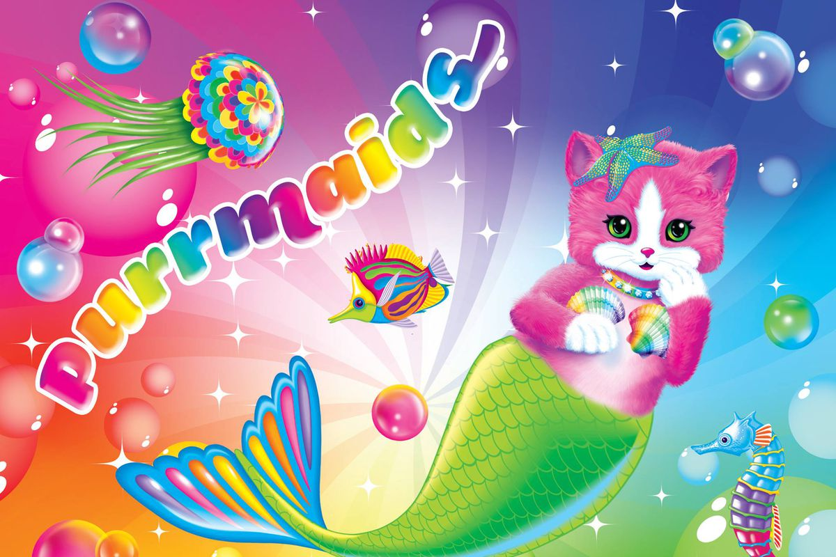 The official Lisa Frank Facebook page is an internet safe ... Positive Space Photography