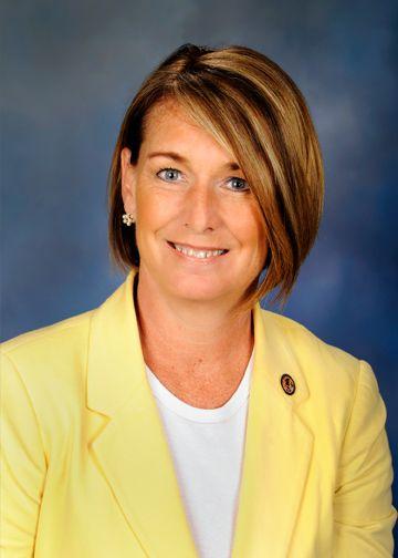 State Rep. Deb Conroy.