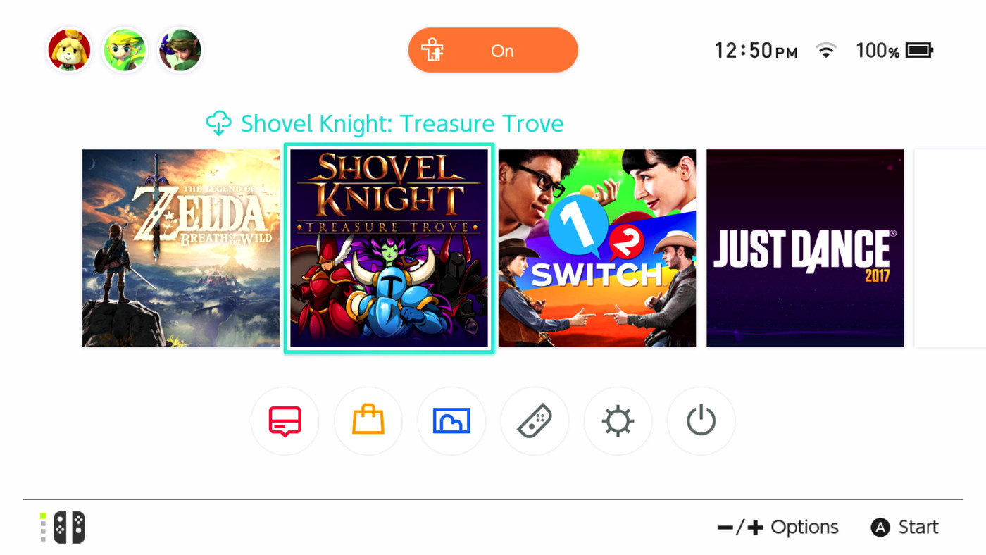 Nintendo Switch save games can't be copied off the console (update