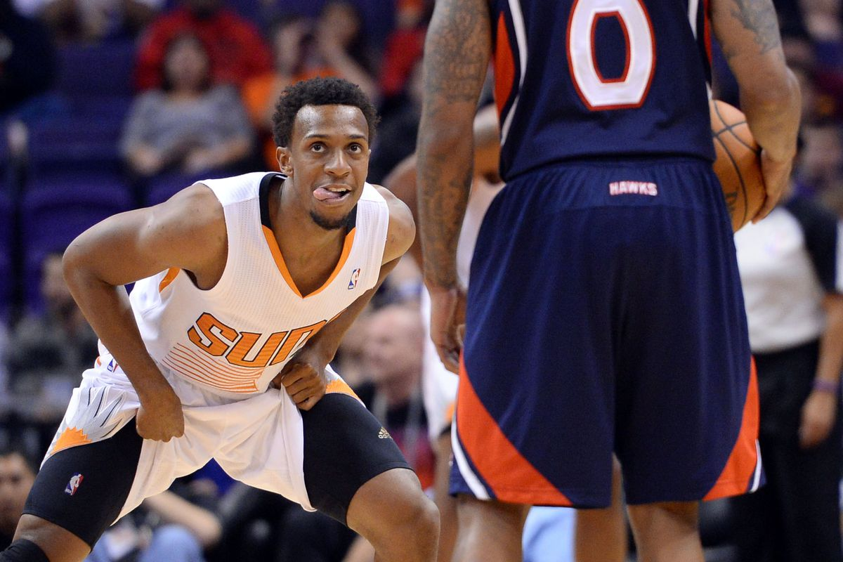 Ish Smith likes the taste of Madhouse in the morning.