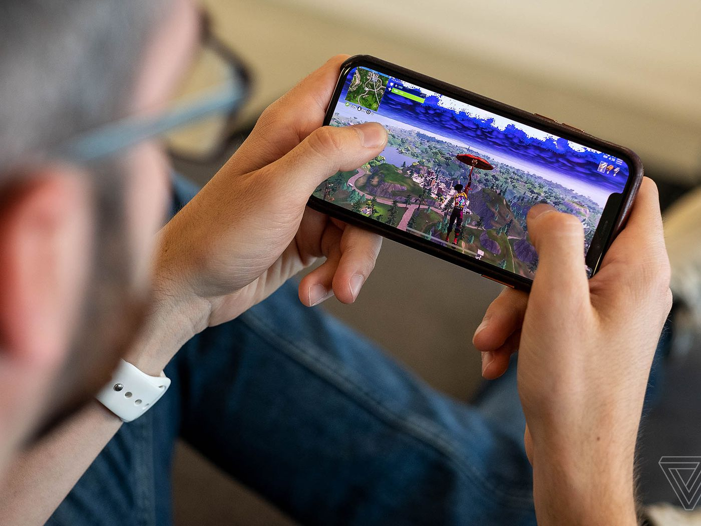 Why You Can No Longer Install Fortnite On Ios The Verge