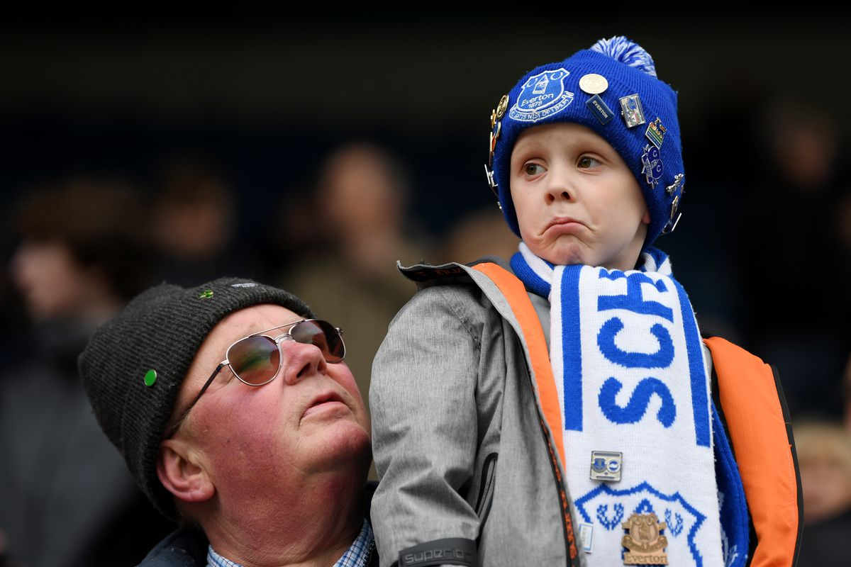 Huddersfield Town v Everton - Premier League
