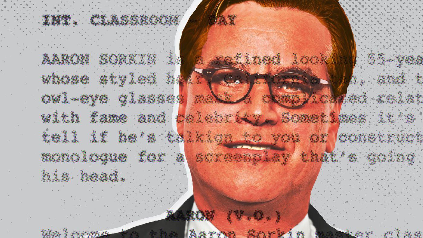 Aaron Sorkin Embraces the Pajama People