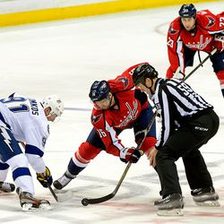 Stamkos and Fehr Face Off