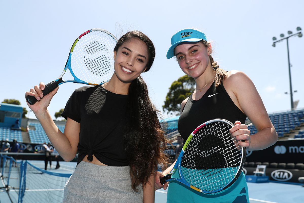 Off Court At The 2019 Australian Open