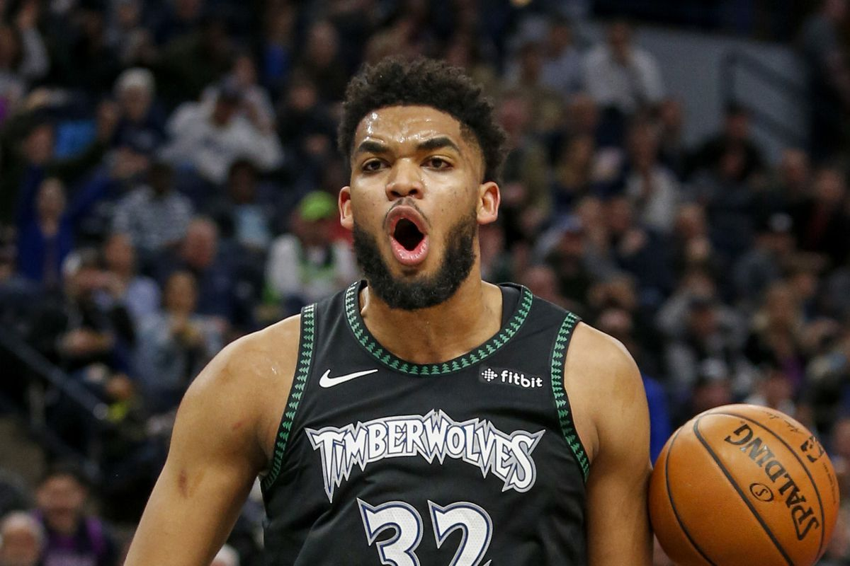 Karl Anthony Towns Postgame Comments After Another Win Over Okc Canis Hoopus