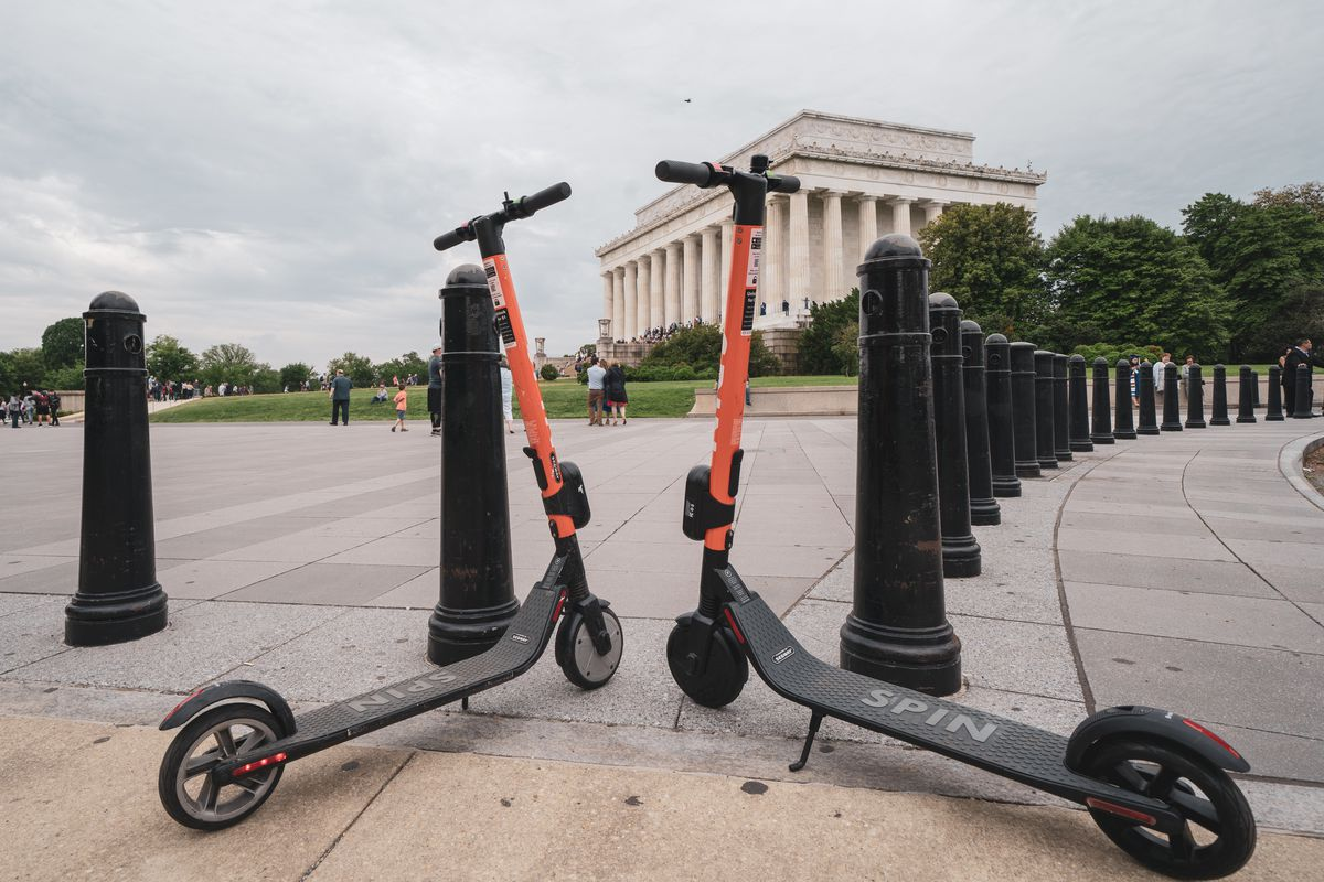 Scoot Over! Study Reveals E-Scooter Use in Washington D.C.