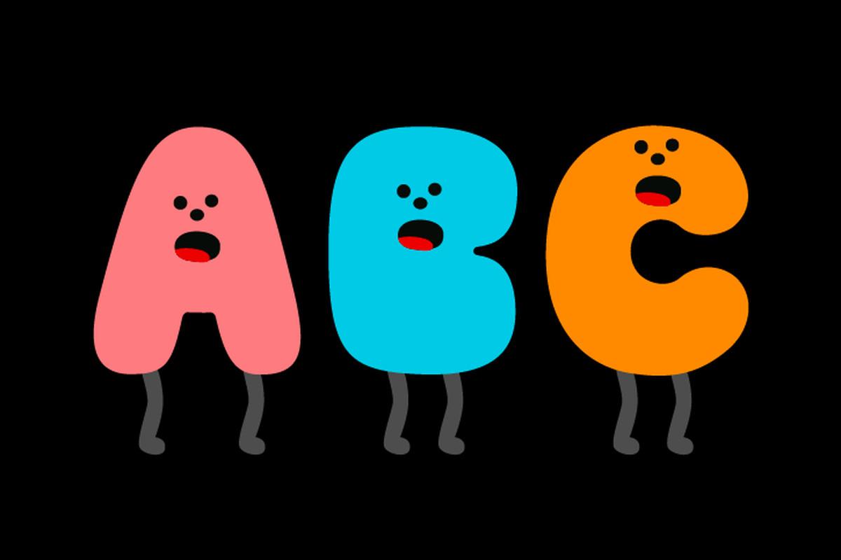 Keita Takahashi S Tenya Wanya Teens And A New Game Called Alphabet
