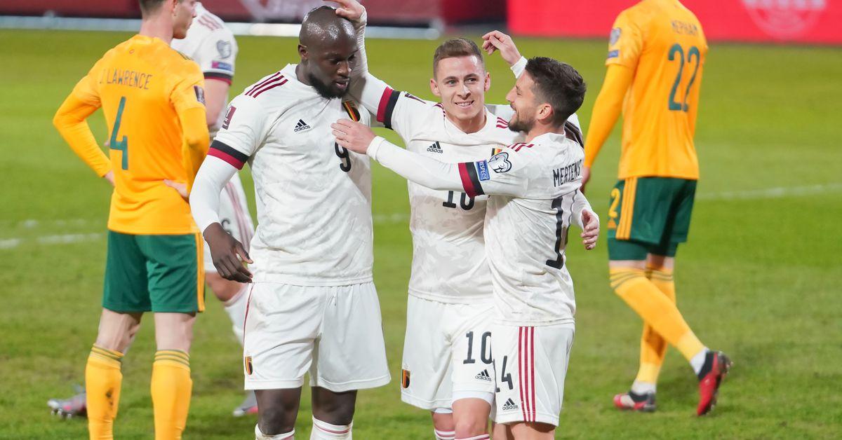 Euro 2021 Group B Preview: Belgium's 'golden generation' seeking elusive trophy