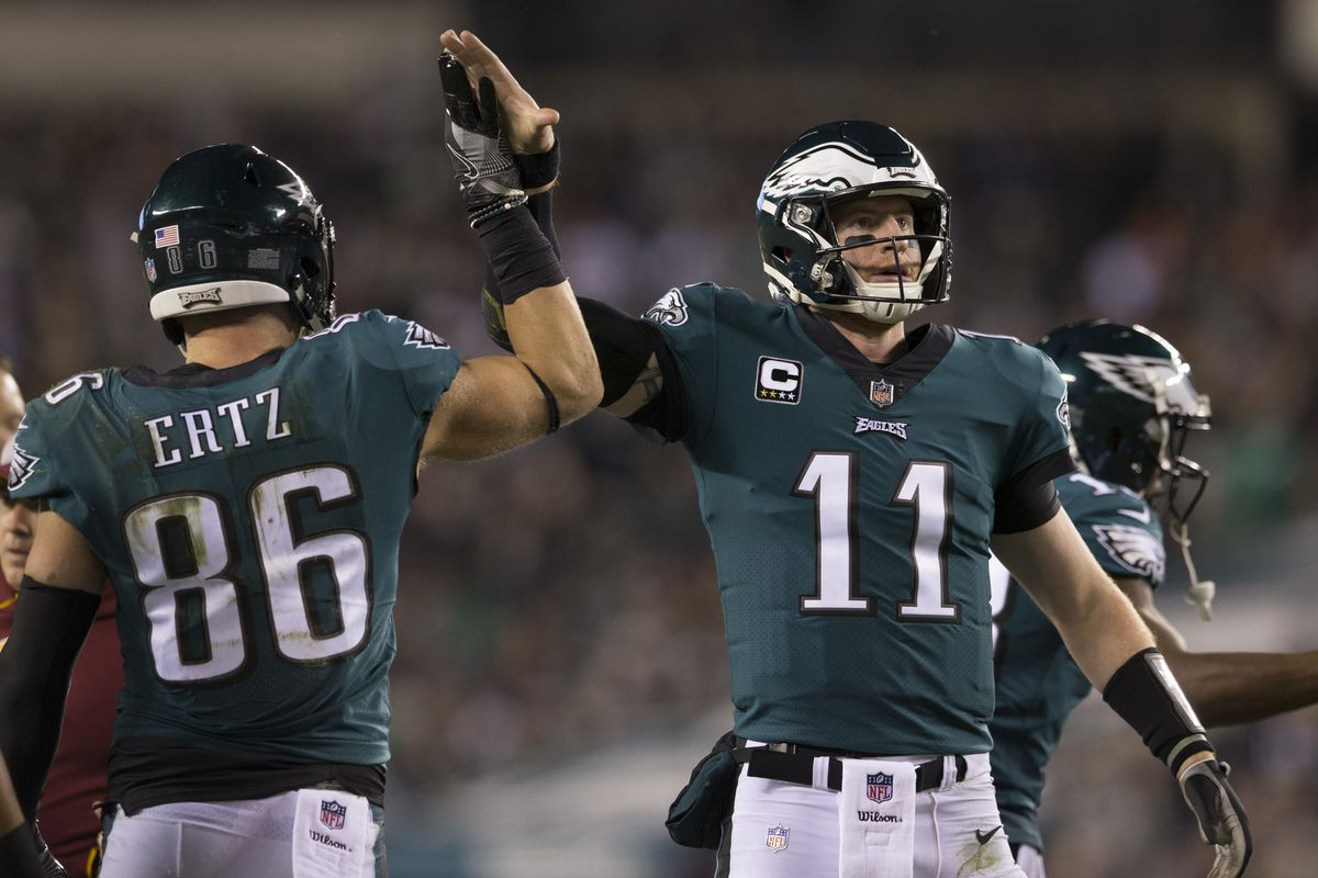 Eagles News: ESPN predicts Carson Wentz as second most likely player to win 2019 NFL MVP