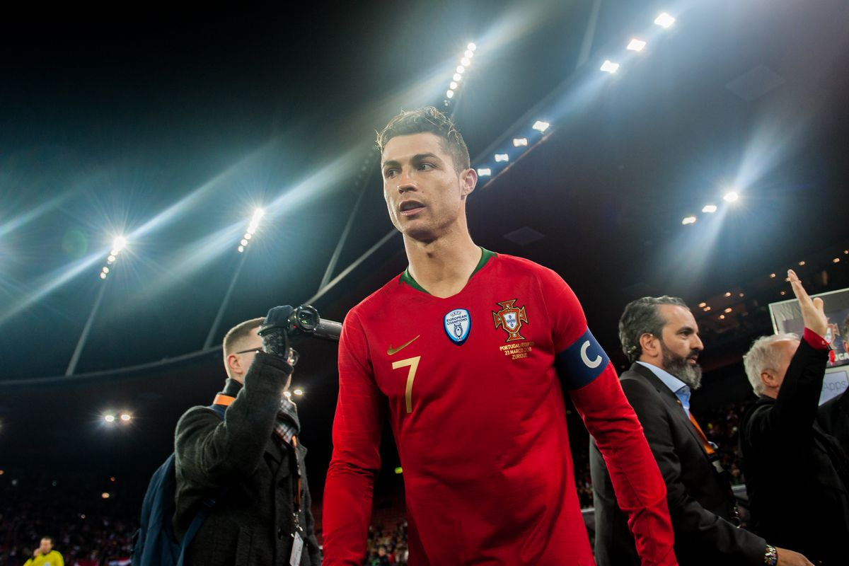 Portugal v Egypt - International Friendly