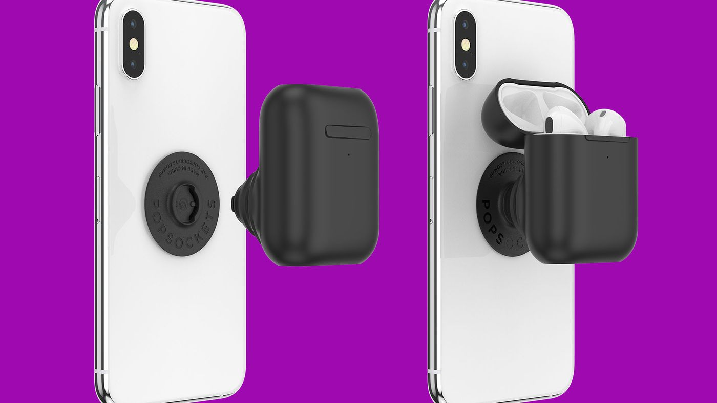 Popsockets Made An Airpods Grip And It Is Godawful The Verge