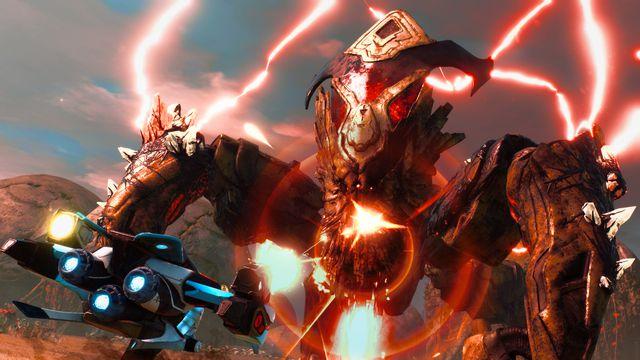 <em>Starlink Battle for Atlas</em>' Judge goes up against a Prime boss.
