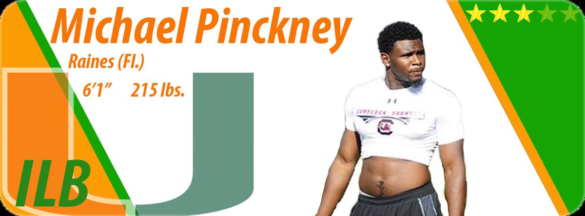 Pinckney card
