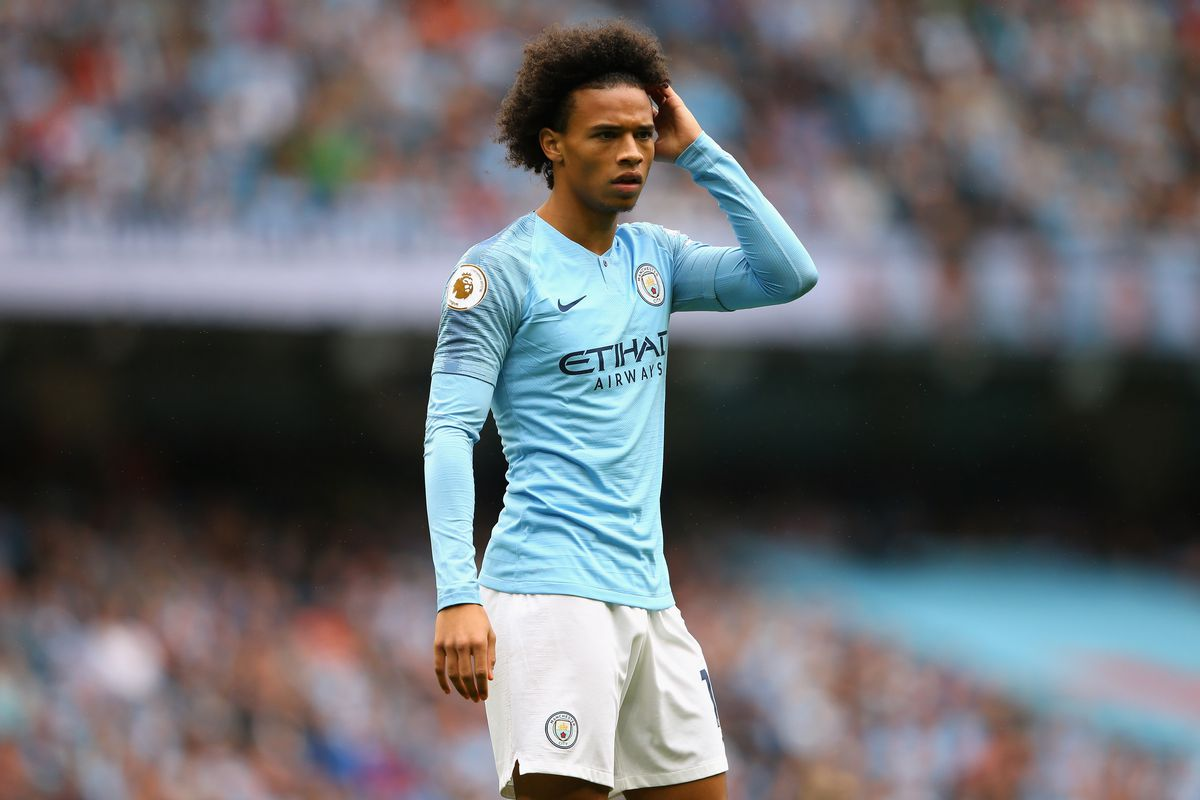 aadef4ebe5a8a2 Angels Links  Leroy Sane leaves Germany camp - Angels on Parade