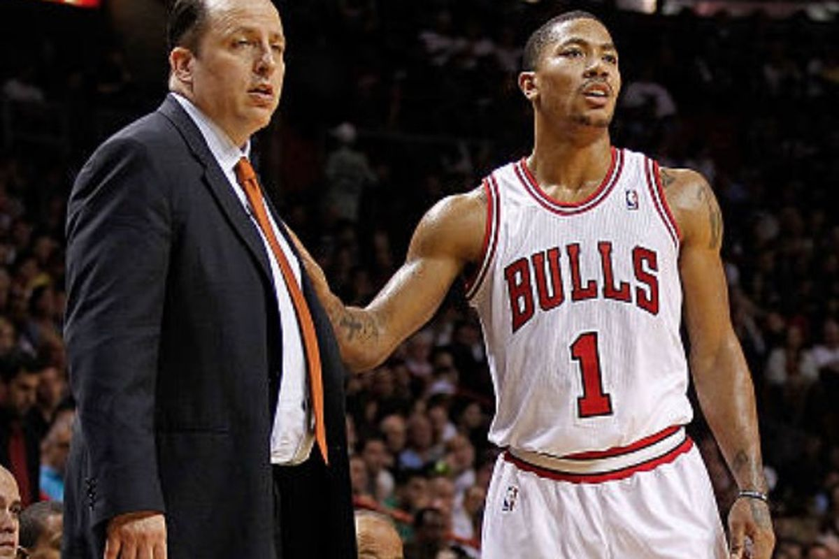 6f203850f81f Derrick Rose could be reunited with Tom Thibodeau in Minnesota — reports