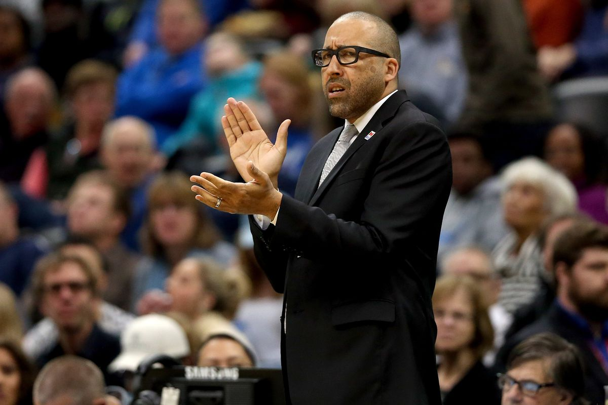 Grizzlies ditch head coach Fizdale after eight straight losses