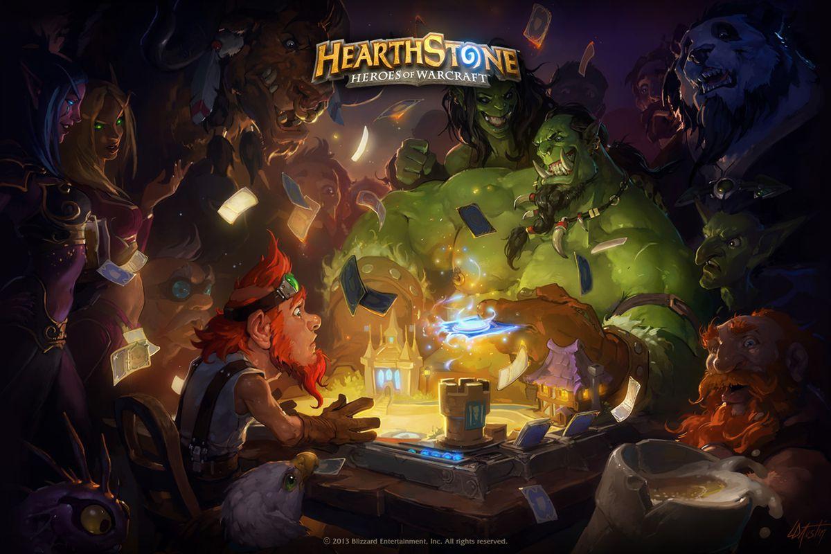 Hoe matchmaking werkt Hearthstone