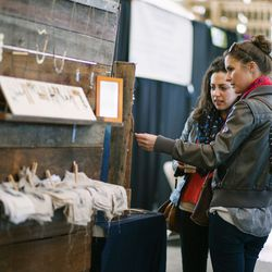 <i>Photo via West Coast Craft</i><br> The <strong>West Coast Craft Show</strong> returns to SF Saturday, December 6th through Sunday, December 7th from 10 am to 6 pm daily at the Herbst Pavilion at Fort Mason. And this year there will be a gift-wrapping