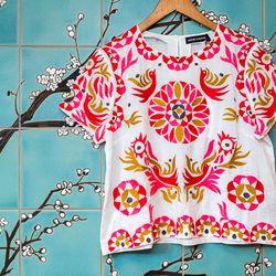 Antik Batik top, $270