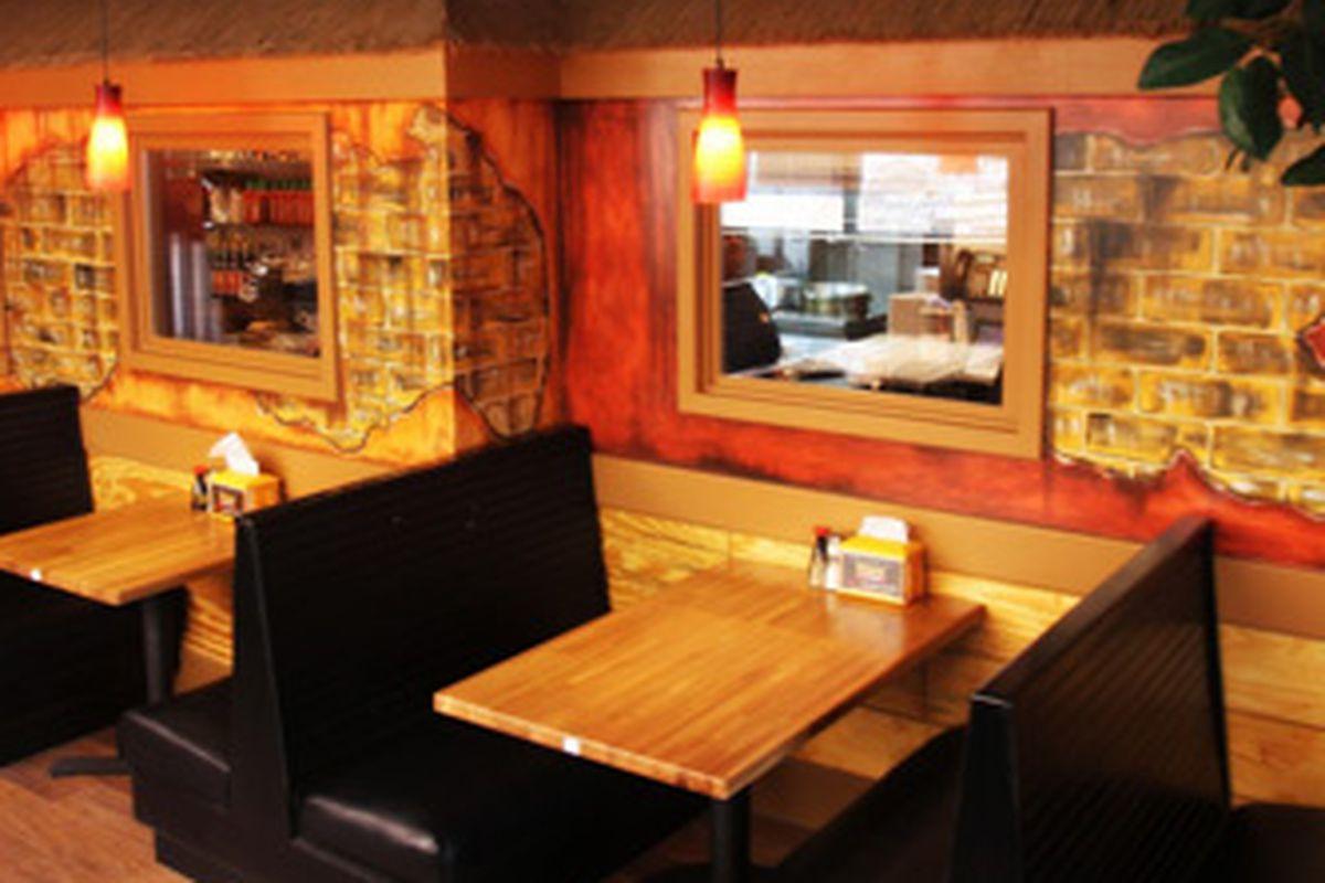 Saigon Cafe in Alpharetta. Photo courtesy of Saigon Restaurants.