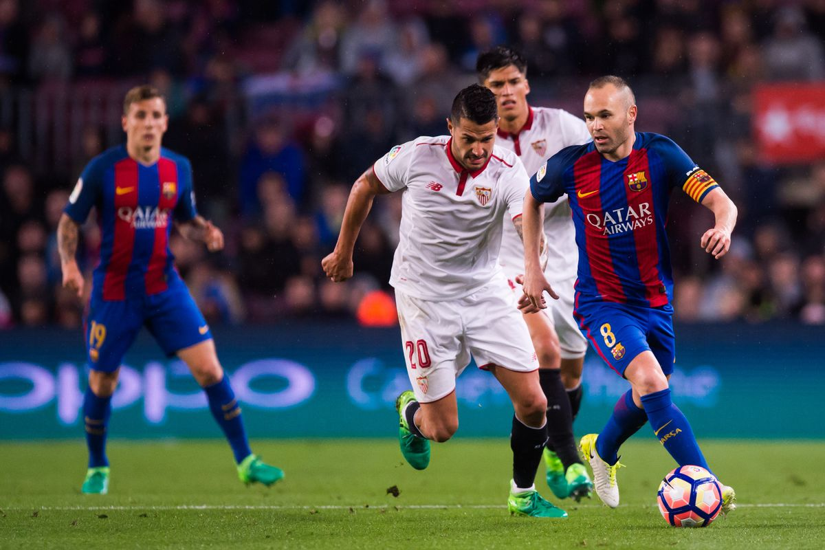 3cd299e775d FC Barcelona News  17 October 2017  Sevilla Game Kickoff Announced ...
