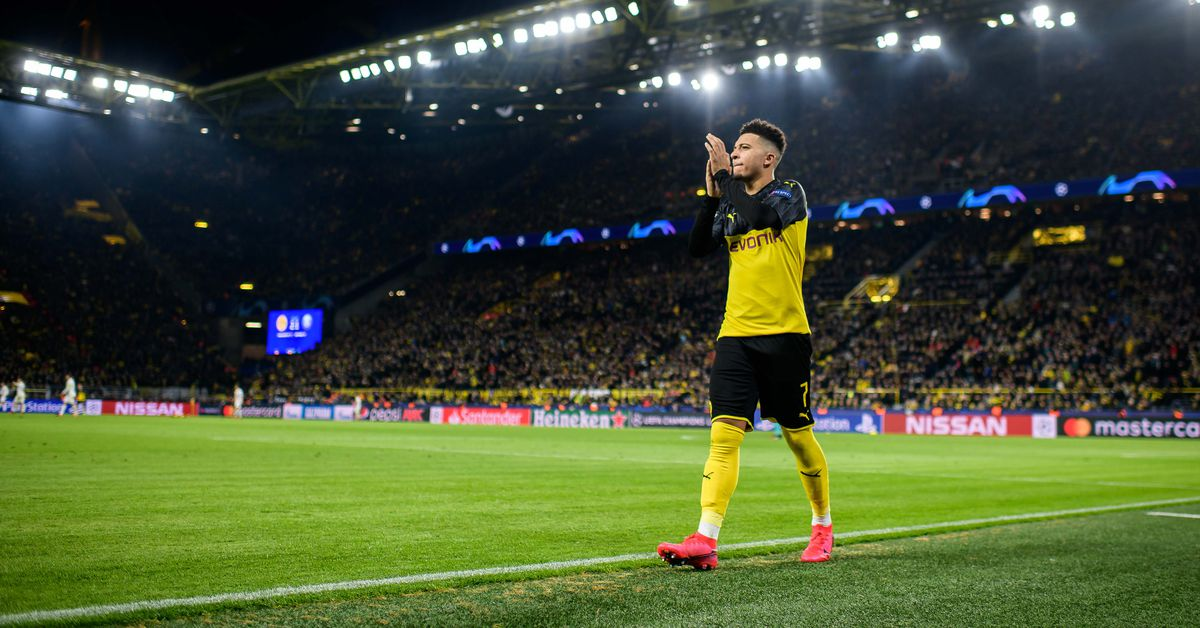 Report: Jadon Sancho leaving Borussia Dortmund might not be a foregone conclusion