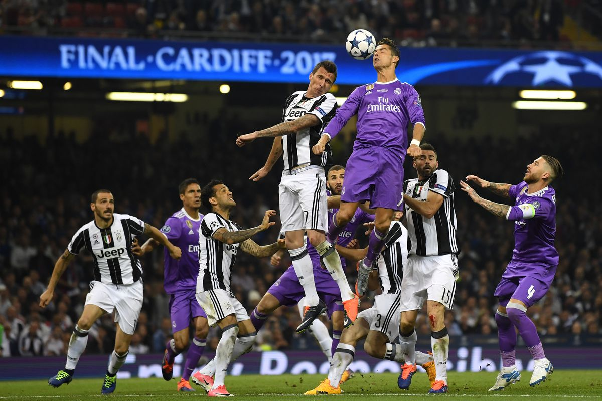 Juventus Vs Real Madrid Live Blog Score Updates Highlights From Champions League Sbnation Com