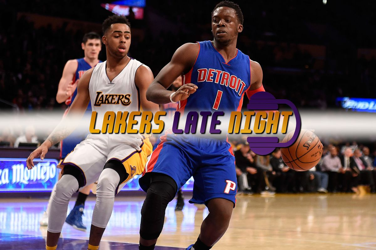 Pistons Vs Lakers: Lakers Vs. Pistons Postgame Podcast: Available Now