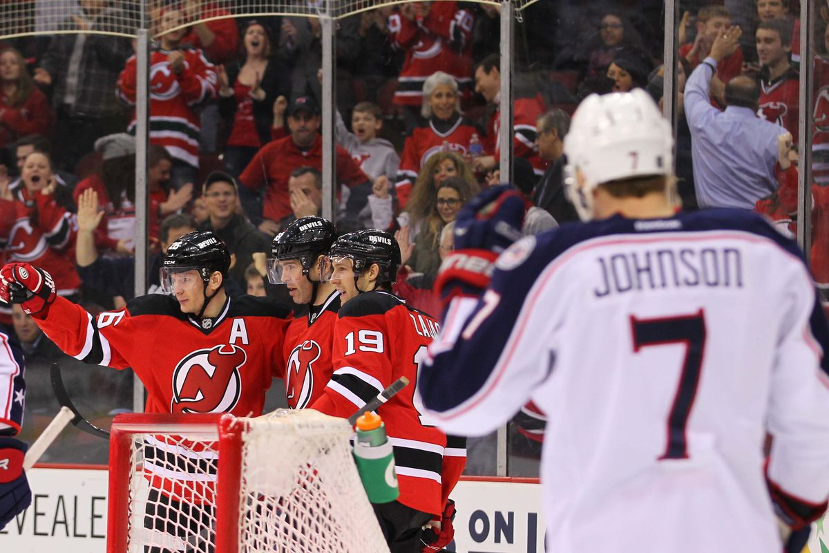 New Jersey Devils vs. Columbus Blue Jackets: Game Preview #11 ...