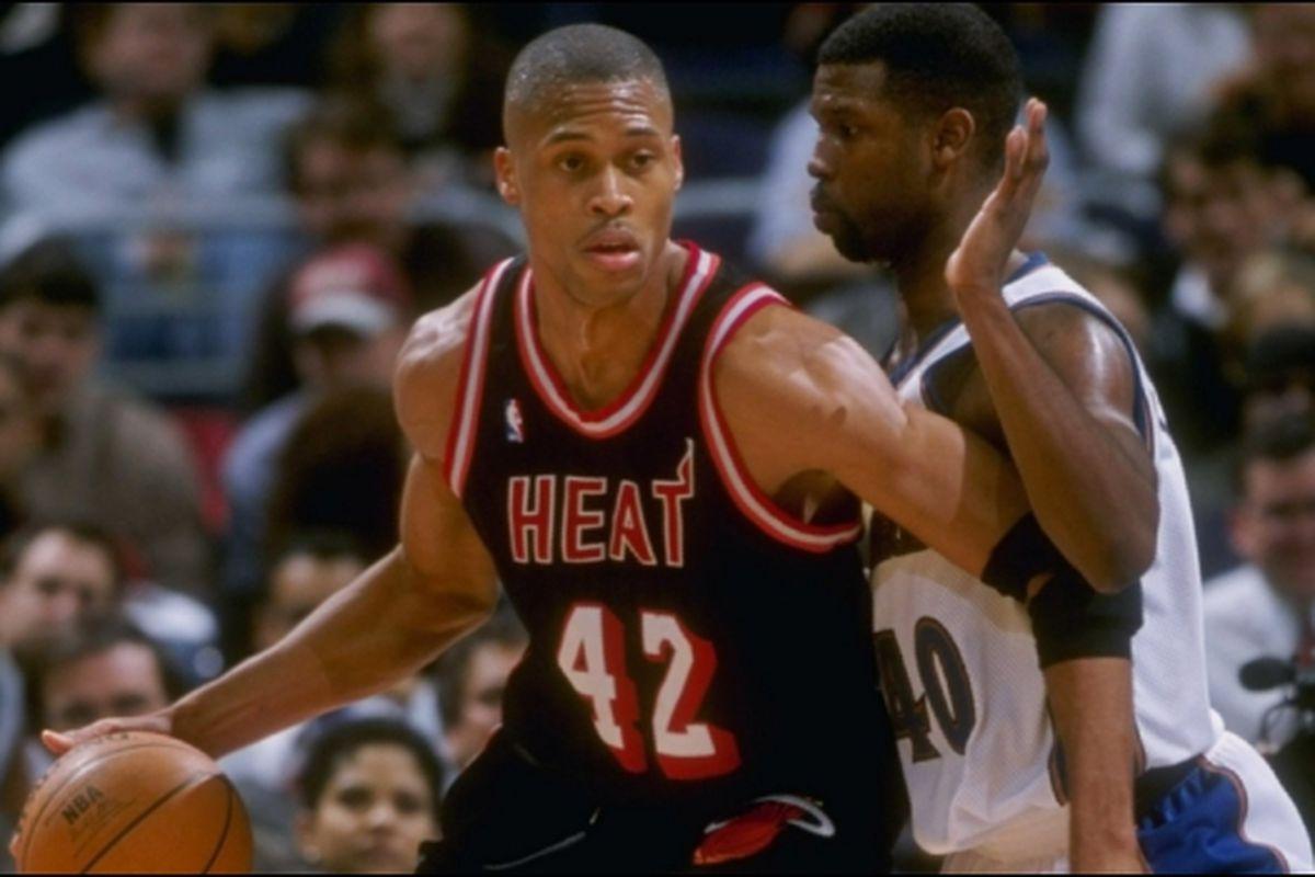Miami Heat Player Countdown 10 PJ Brown Hot Hot Hoops