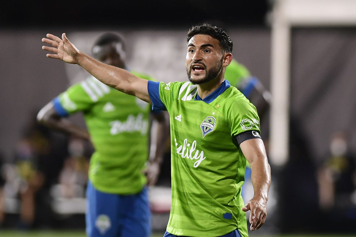 Seattle Sounders FC v San Jose Earthquakes - MLS Is Back Tournament