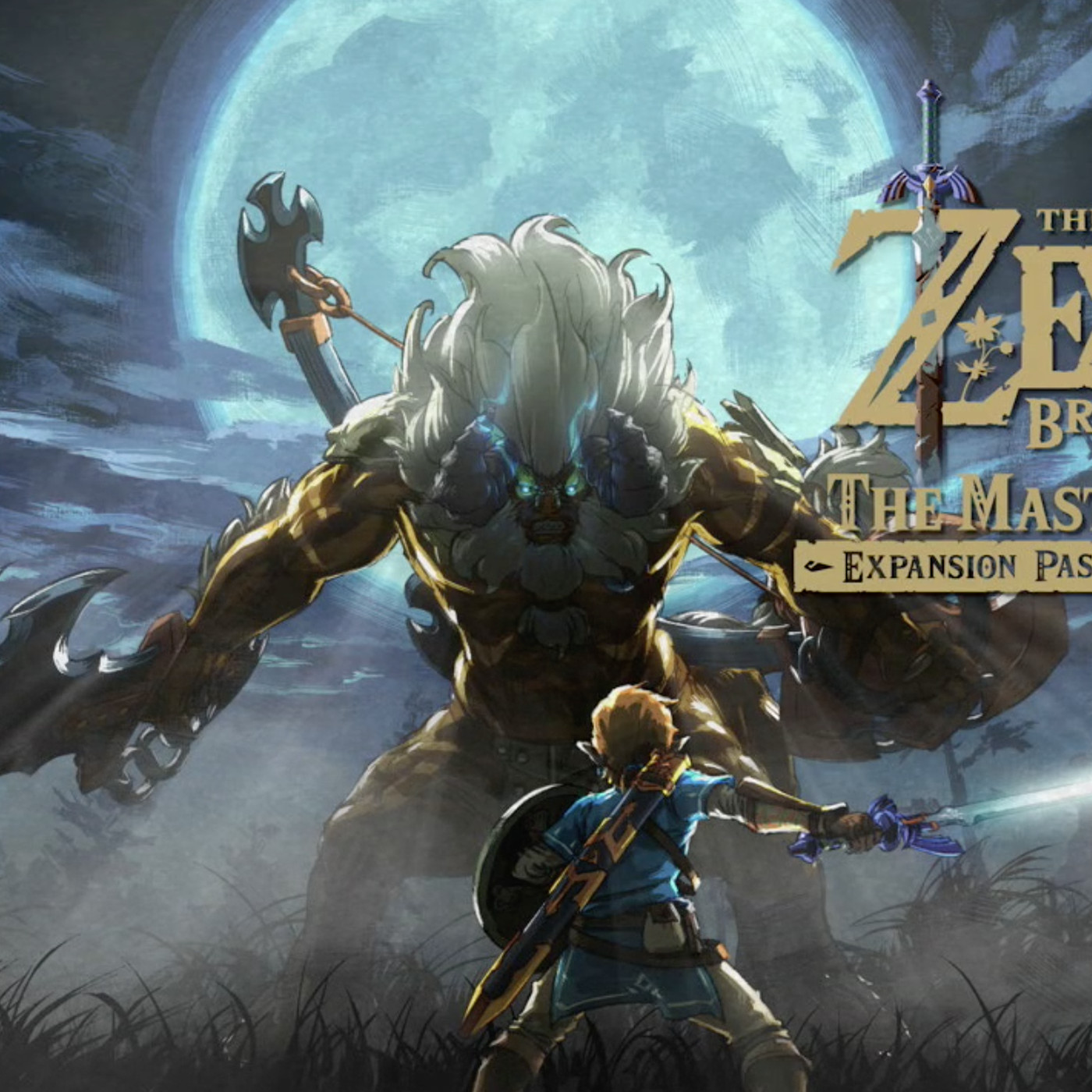 The Legend Of Zelda Breath Of The Wild S First Dlc Pack Is Coming