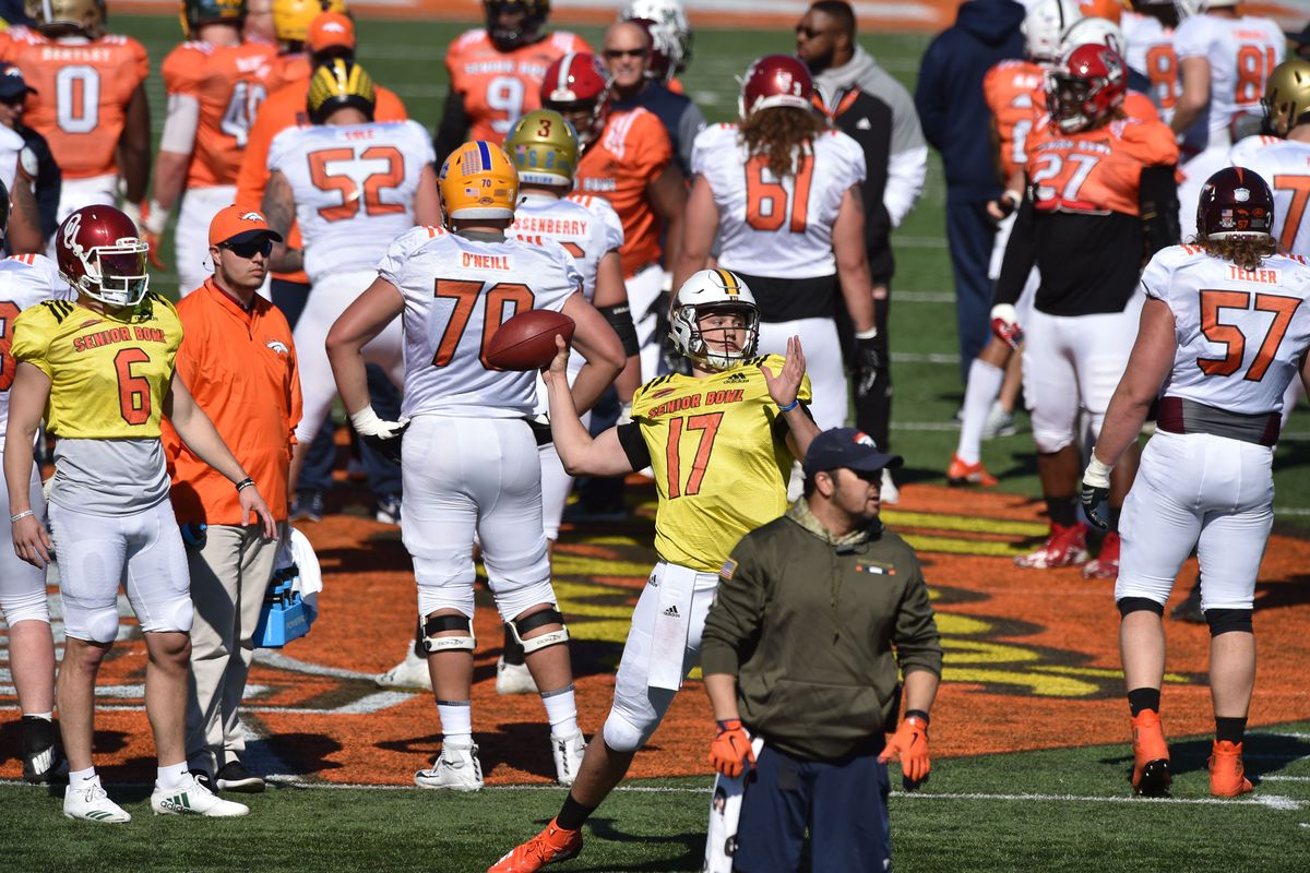 9d635bf92 How to watch the 2018 Senior Bowl  Game time
