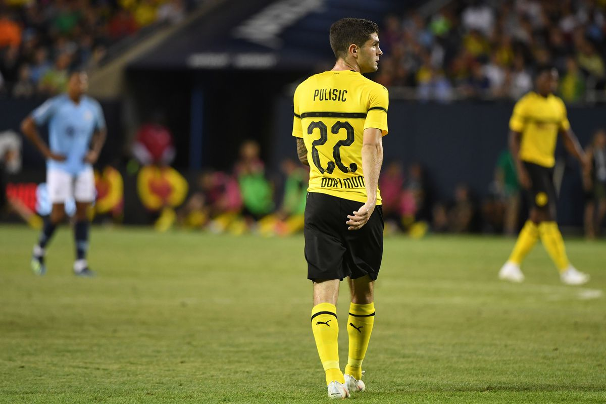check out f60e5 5d75e USMNT Weekly Youth Update: Christian Pulisic moves to ...