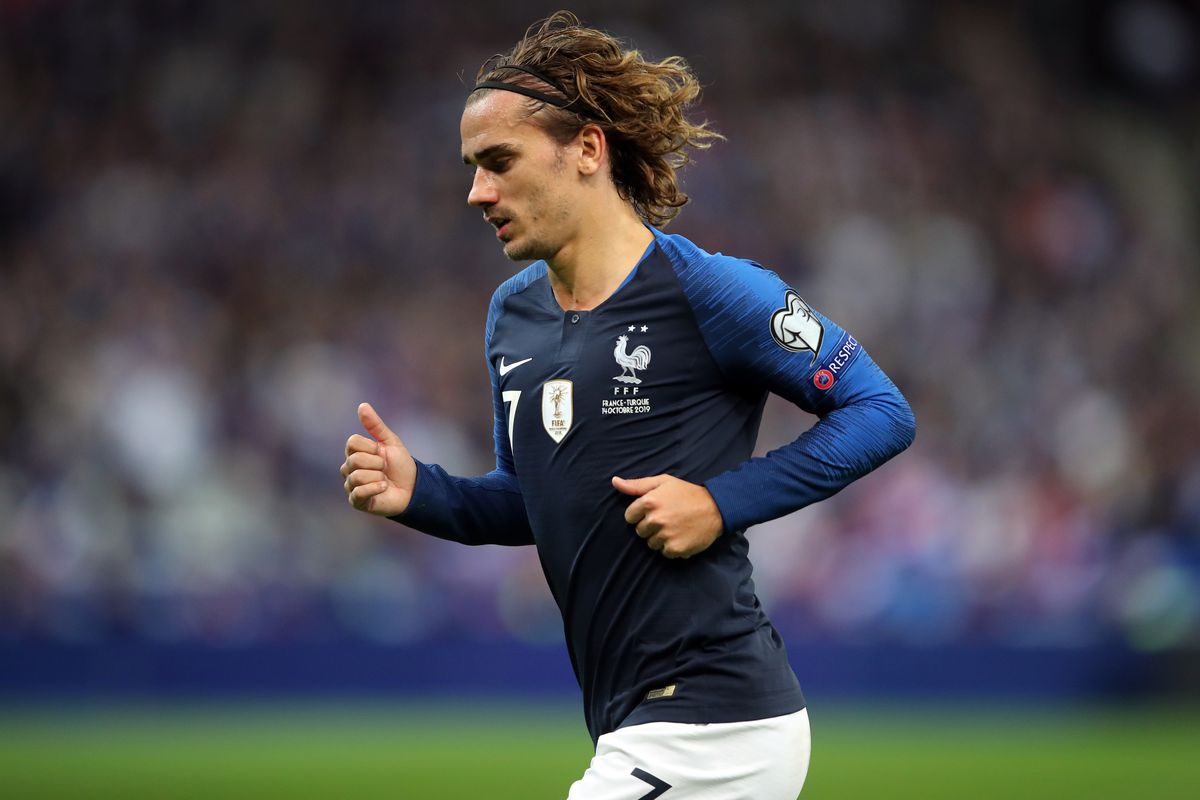 Antoine Griezmann left 'a little sad' after France draw