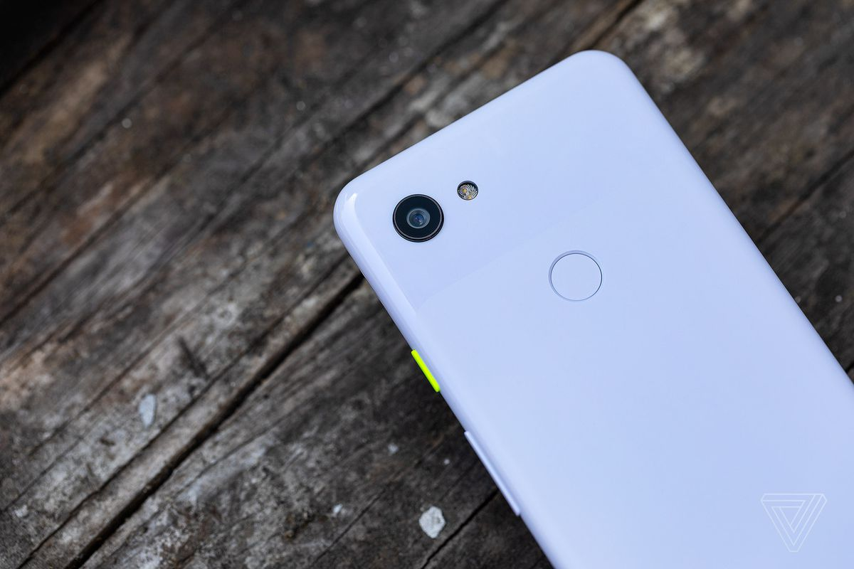 The Pixel 3A gets its first security patch, making it