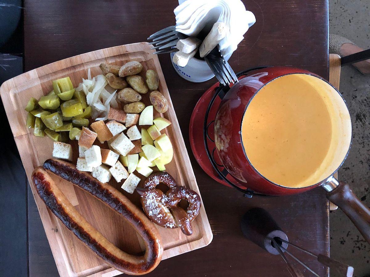 Olympia Provisions fondue