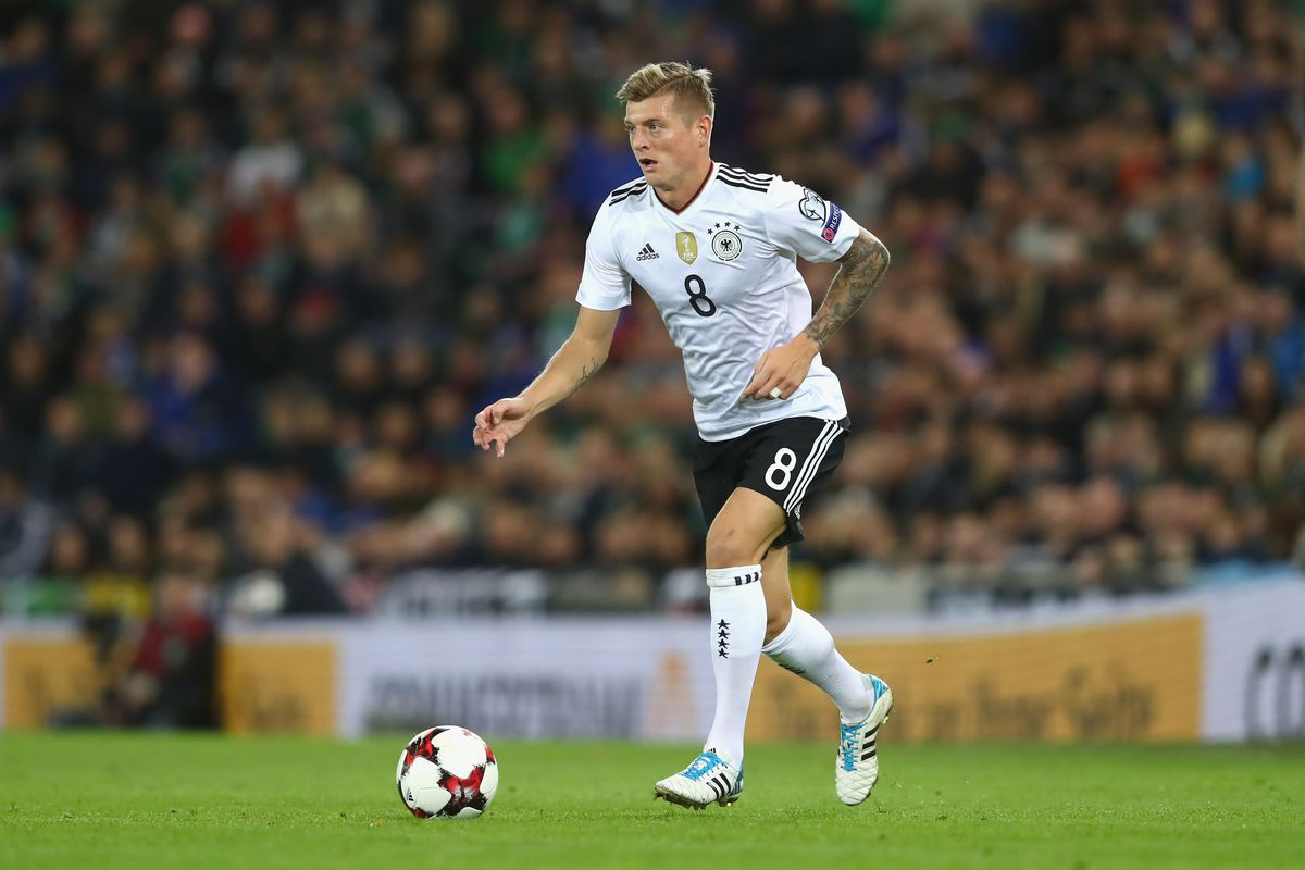 Germany World Cup Qualifiers 2018 Schedule