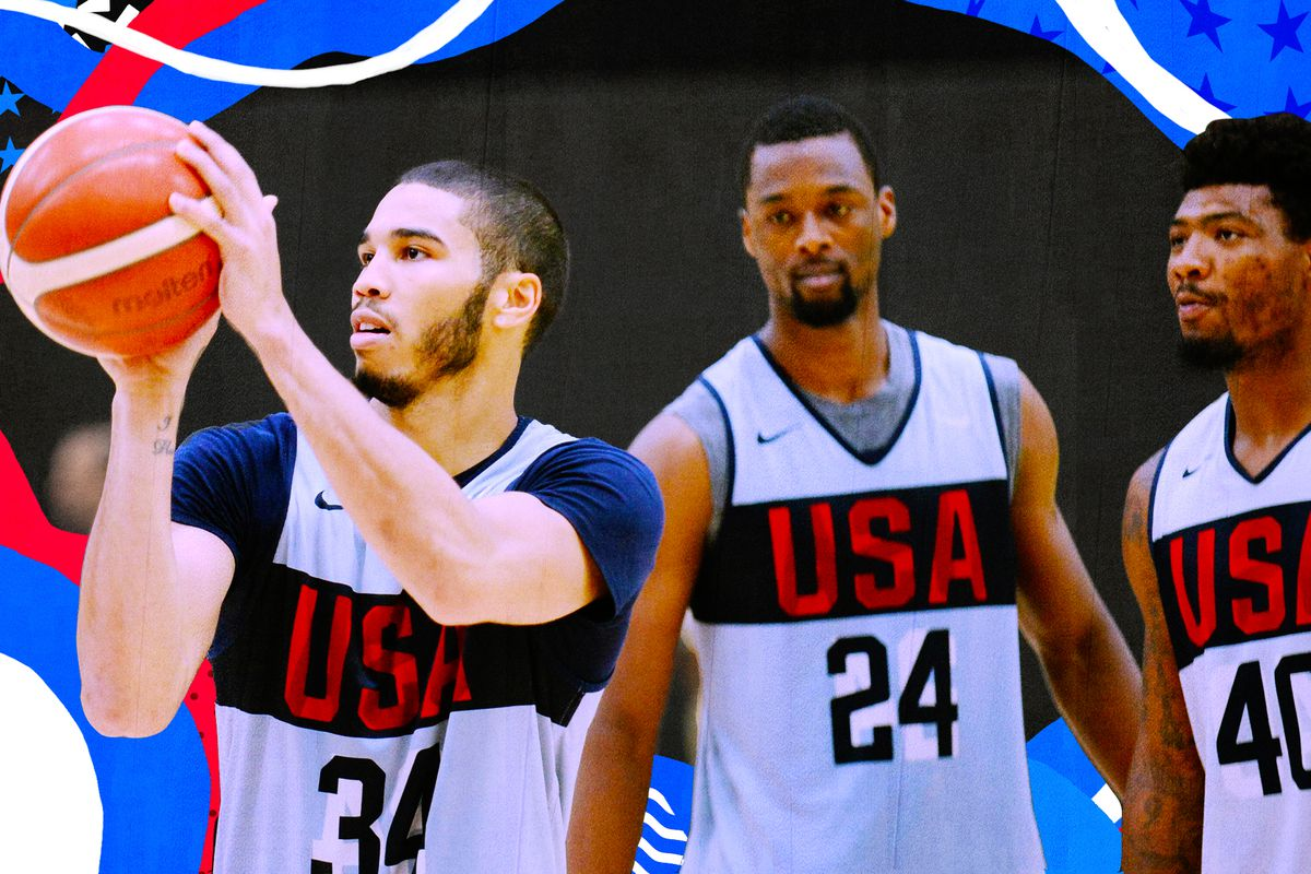 Team USA men's basketball is not invincible  That's OK