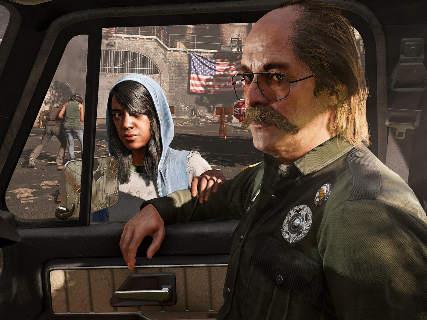 Far Cry 5 Review A Limp Attempt At Politics Ruins The Fun The Verge