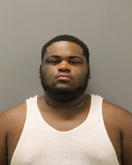Maurice Butler arrest photo