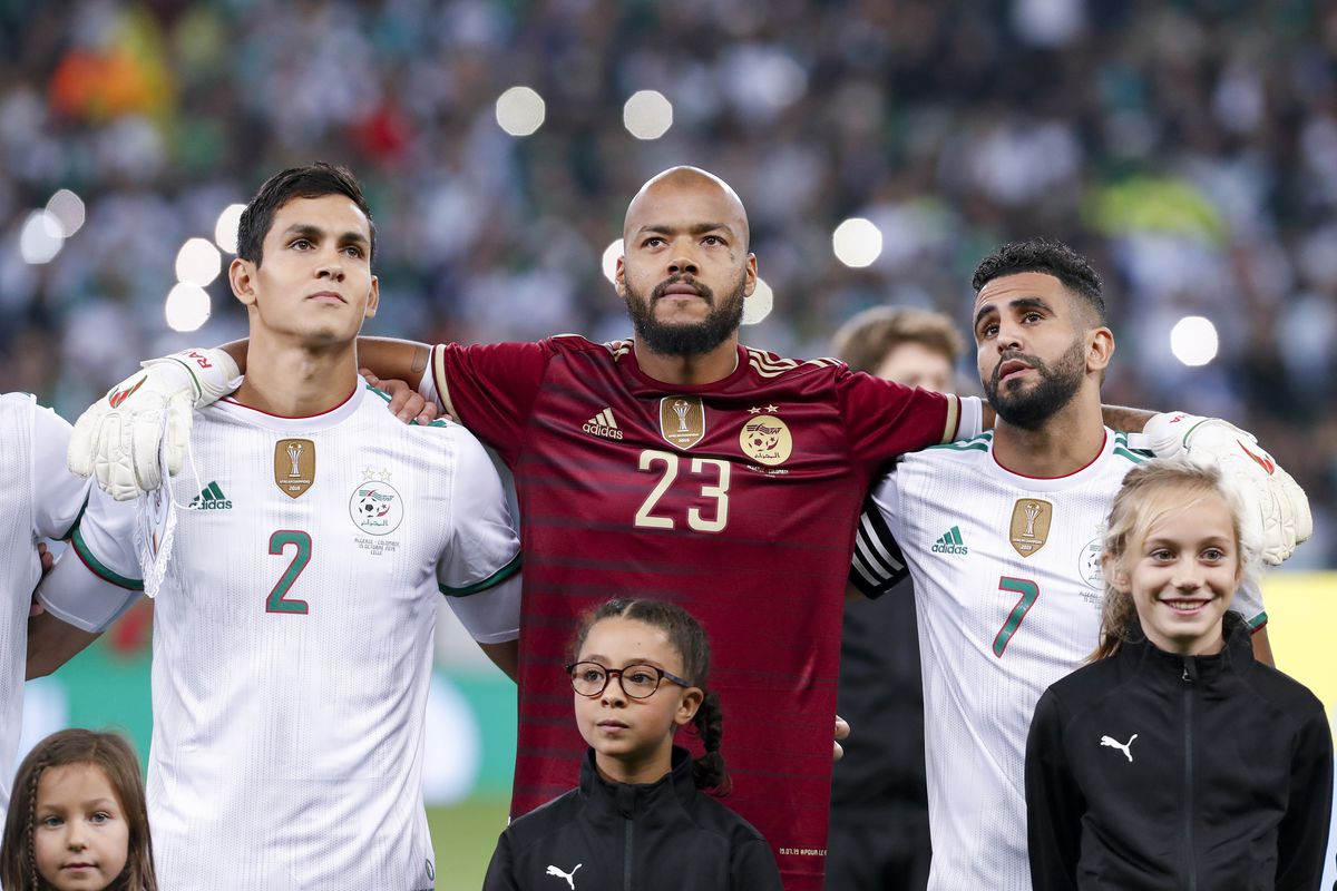 Algeria v Colombia - International Friendly