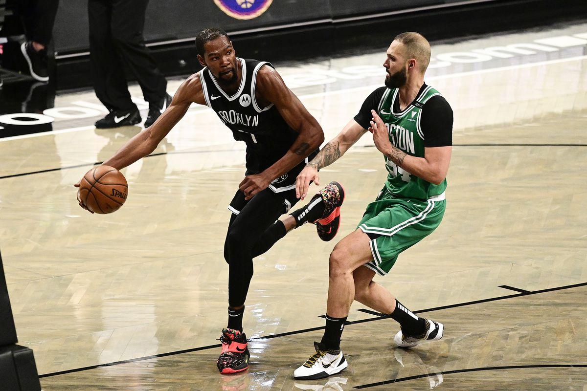 Boston Celtics v Brooklyn Nets - Game One