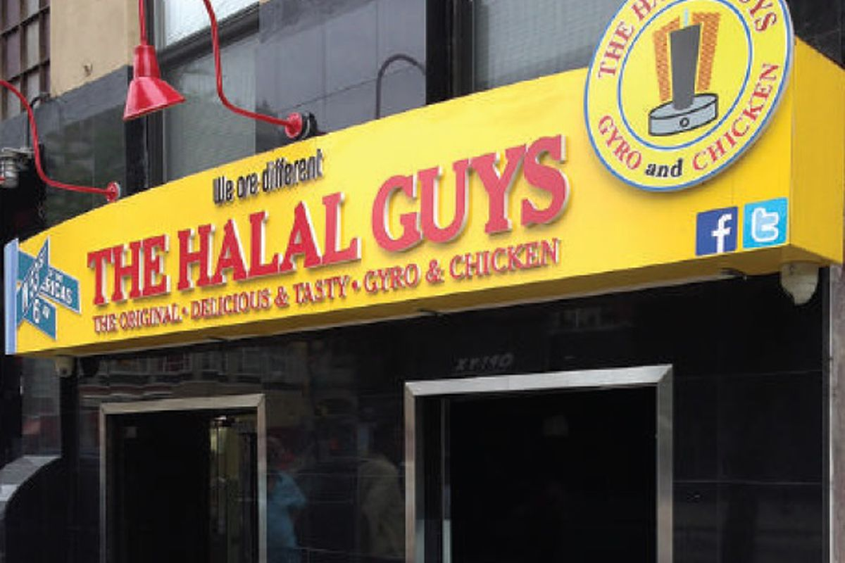 NYC's The Halal Guys will FINALLY land in Dallas next month.
