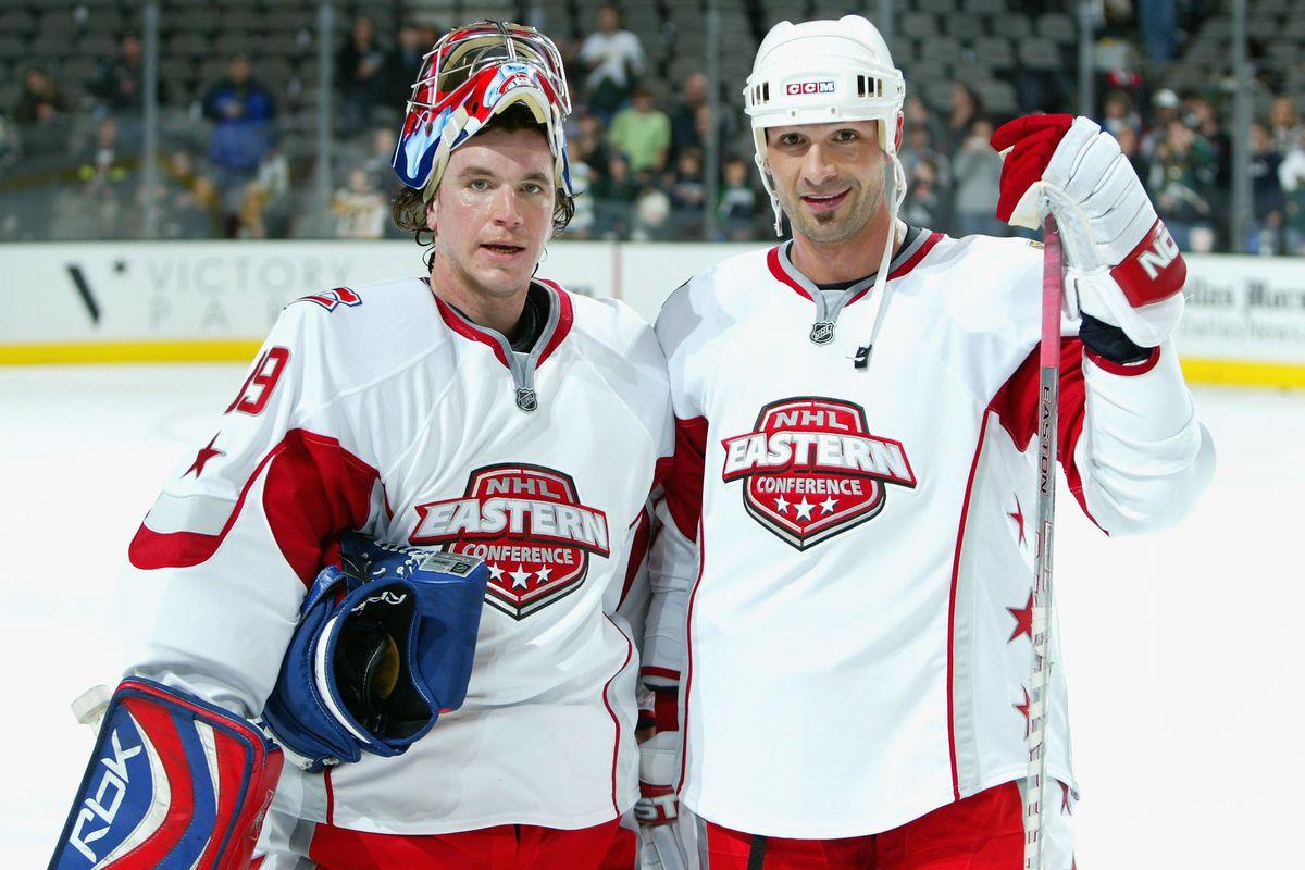 NHL All-Star Media Availability